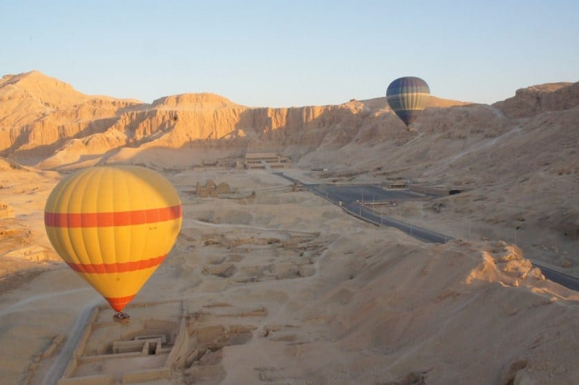 Rob's Whirlwind Tour of Egypt