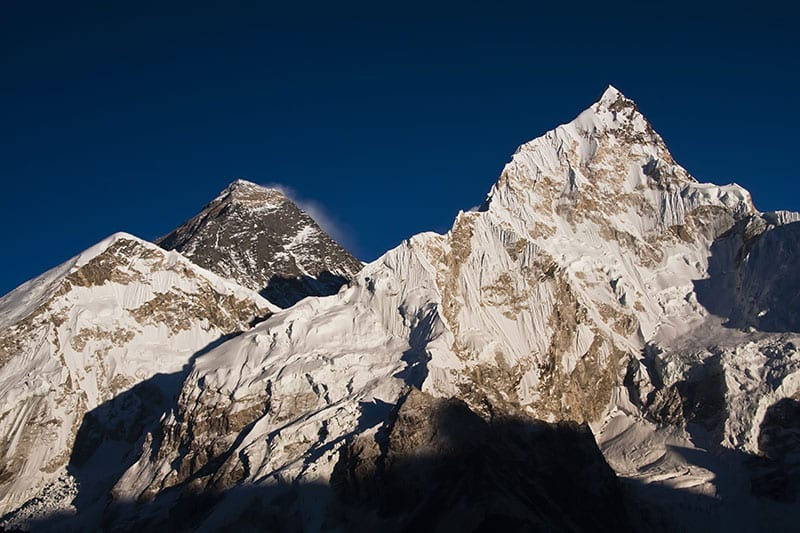 Everest from Kala Patta