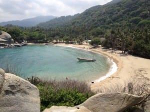 San Juan Beach, Tayrona