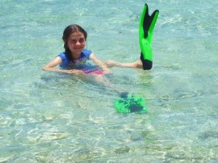 Snorkelling, Nilaveli