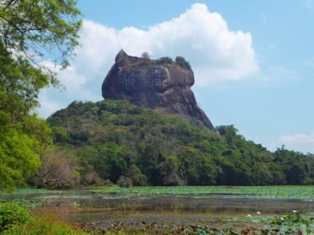'Lion Rock', Sigirya