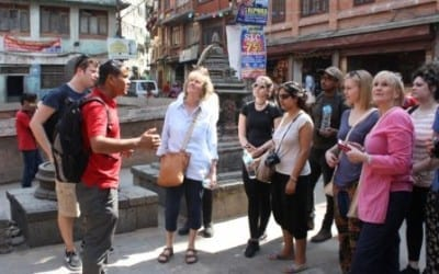 Nepal – one year on from the earthquake